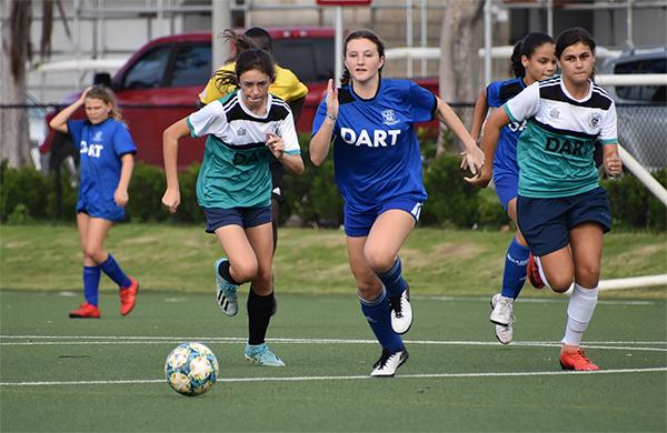 Dart Under 13 Girls' League